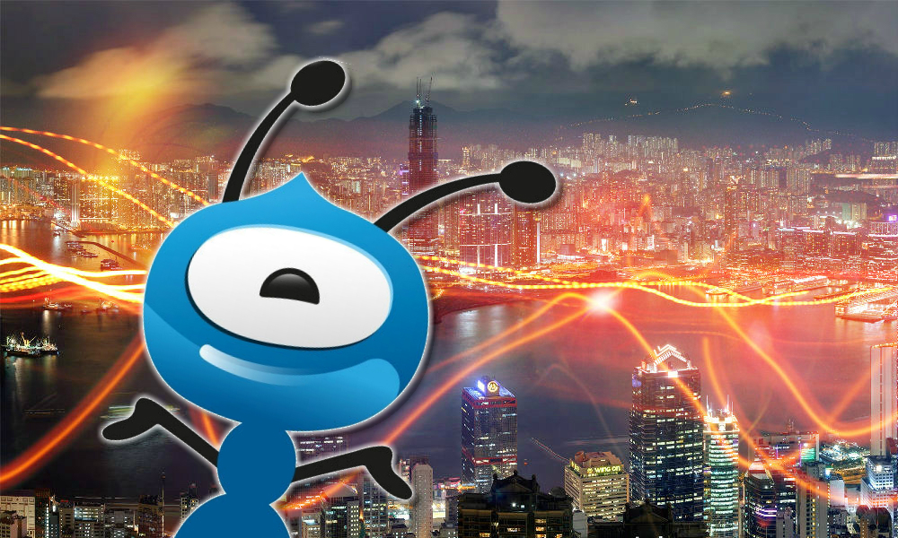 Ant Financial sees rich opportunities