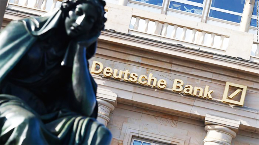 Deutsche Bank set to cut 10K Jobs to reduce costs' about time those lazy bankers were fired